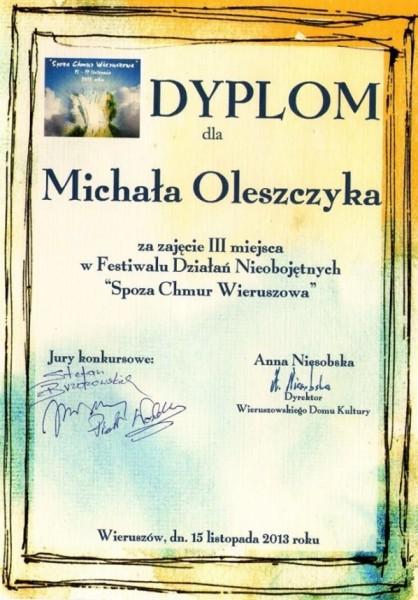 Michal_Oleszczyk_-_dyplom