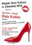 koncert z okazji dnia kobiet 2015