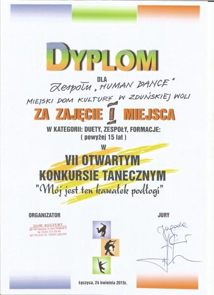 Leczyca_-_HUMAN_DANCE_I