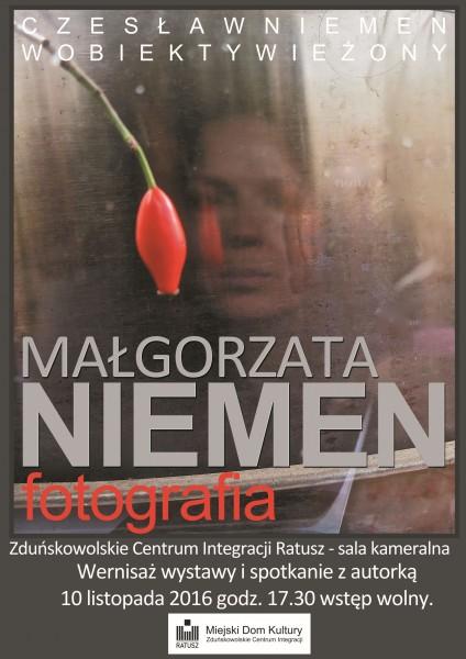 Czesław Niemen w obiektywie żony - wernisaż i spotkanie autorskie z Małgorzatą Niemen
